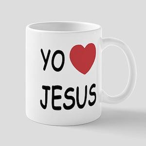 yo amo Jesus Mug