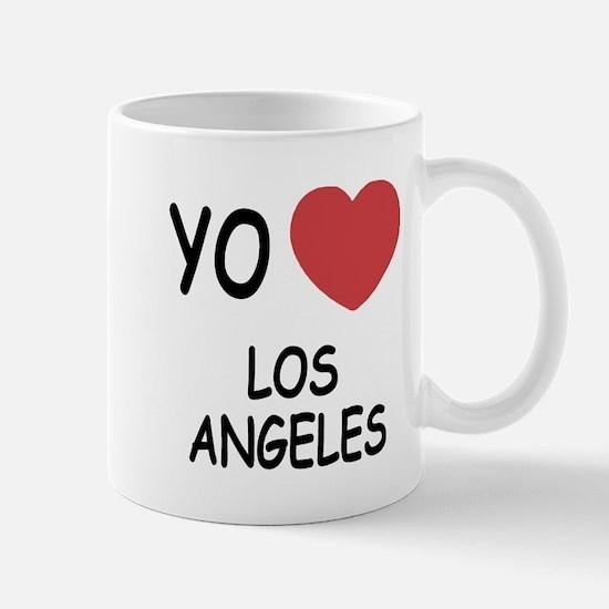yo amo Los Angeles Mug