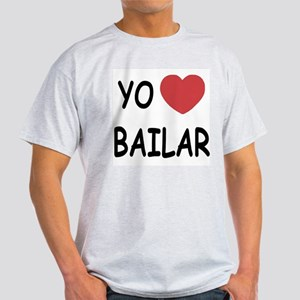 yo amo bailar Light T-Shirt