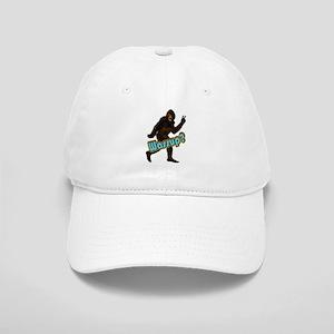 3e1e71b2bfa89 Bigfoot Yeti Sasquatch Wassup Cap