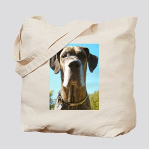 Jamie Blue Skies Tote Bag