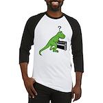 Dino Piano Baseball Jersey
