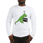 Dino Piano Long Sleeve T-Shirt