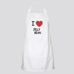 I heart jellybean Apron
