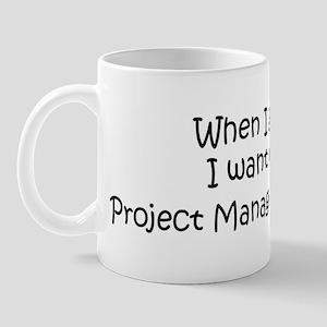Grow Up Project Management Te Mug