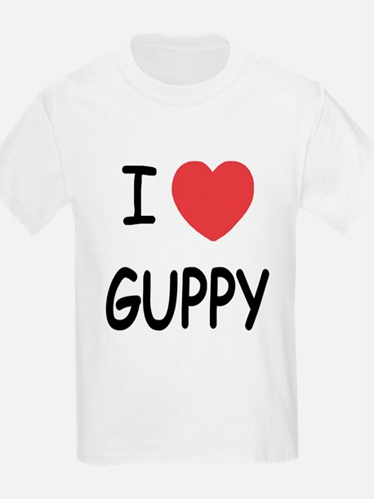 I heart guppy T-Shirt