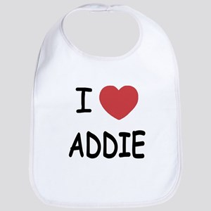 I heart addie Bib