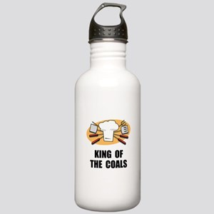 King Of Coals Stainless Water Bottle 1.0L