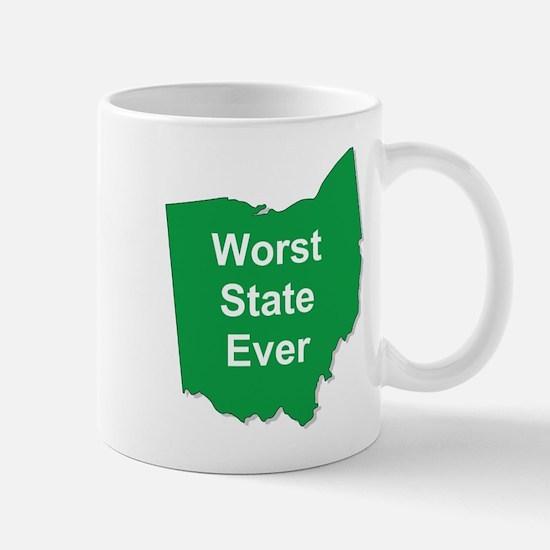 worst state ever Mugs