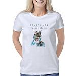 Coverlings Revised White B Women's Classic T-Shirt