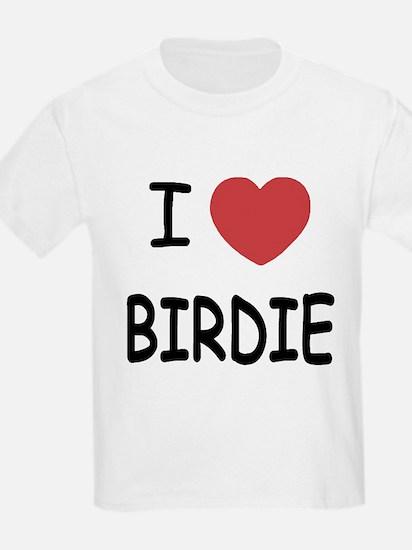 I heart birdie T-Shirt
