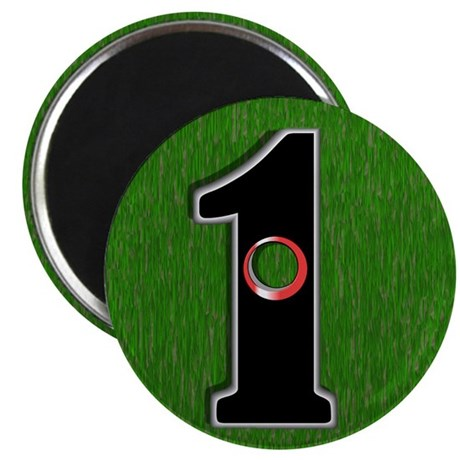 "Hole In One! 2.25"" Magnet (100 pack)"