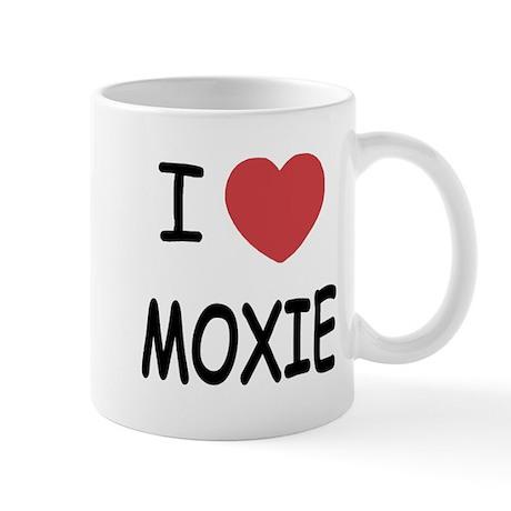 I heart moxie Mug
