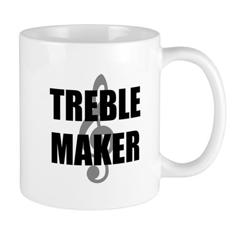 Treble Maker Mug