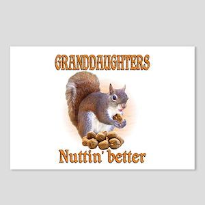 Granddaughters Postcards (Package of 8)