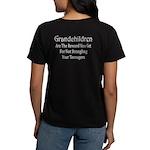 Grandchildren Women's Dark T-Shirt