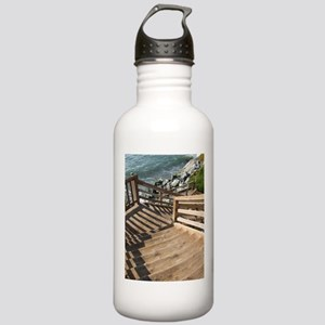 38th Ave Stairs Pleasure Poin Stainless Water Bott