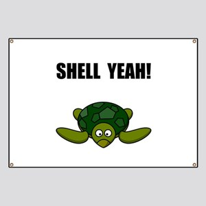 Shell Yeah Banner