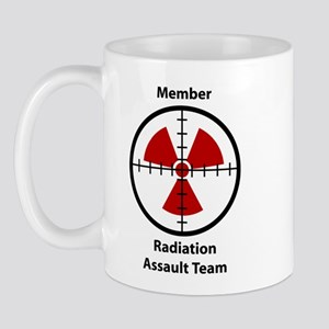 Radiation Assault Team Mug