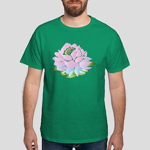 Pink Lotus Dark T-Shirt