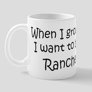 Grow Up Rancher Mug