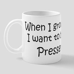 Grow Up Presser Mug