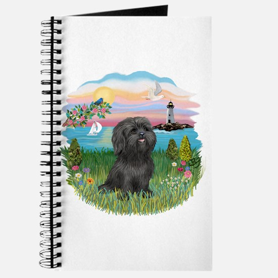 LightHouse-BlackShihTzu Journal
