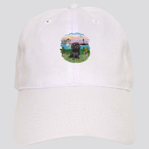 LightHouse-BlackShihTzu Cap