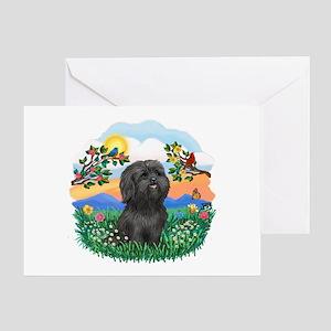 BrightLife-ShihTzu#21 Greeting Card