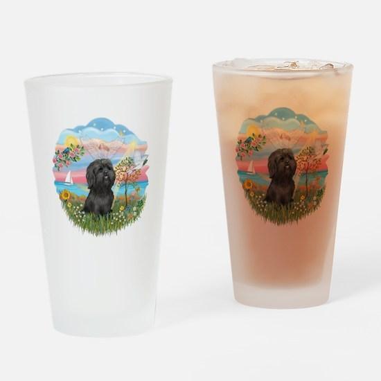 AngelStar-ShihTzu#21 Drinking Glass