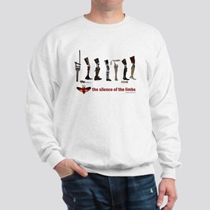 Silence of the Limbs Sweatshirt