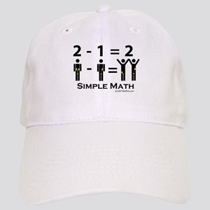 Simple Math Cap