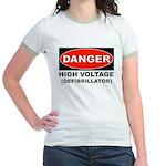 High Voltage Jr. Ringer T-Shirt