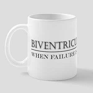 Failure Not an Option Mug