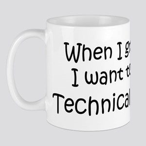 Grow Up Technical Writer Mug