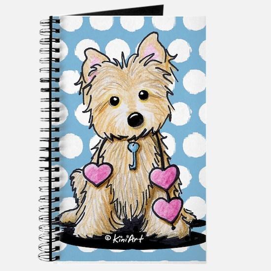 Heartstrings Cairn Terrier Journal