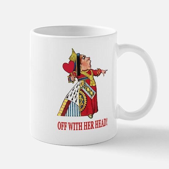 The Queen of Hearts Mug