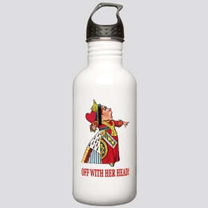 The Queen of Hearts Stainless Water Bottle 1.0L