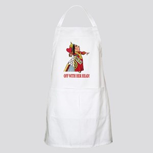 The Queen of Hearts Apron