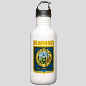 """Idaho Gold"" Stainless Water Bottle 1.0L"