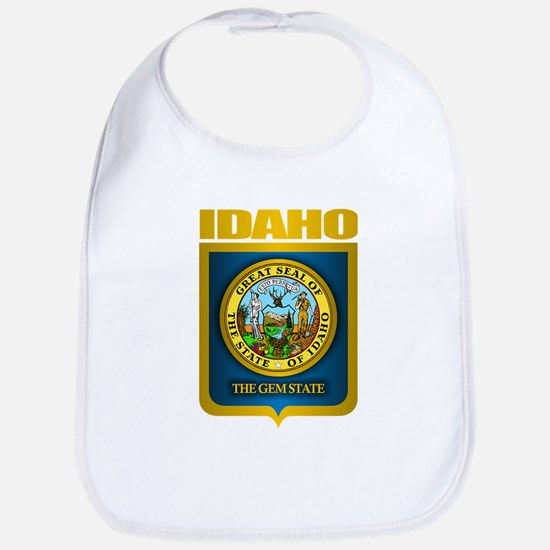 """Idaho Gold"" Bib"