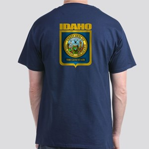 """Idaho Gold"" Dark T-Shirt"