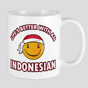 Cute Indonesian designs Mug
