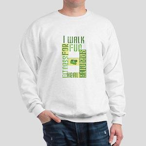 I Walk for Fun... Sweatshirt