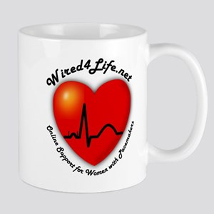 Wired4Life.net Mug