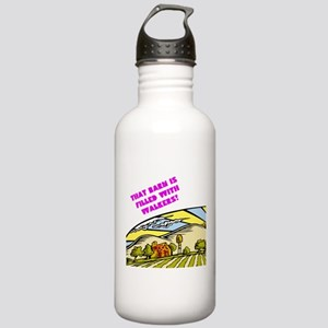 WALKERS Stainless Water Bottle 1.0L