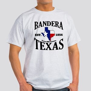 Bandera, Texas Light T-Shirt