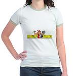 Jr. Ringer T-Shirt (2 Sided)