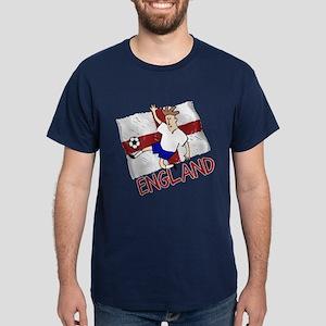 England soccer football Dark T-Shirt