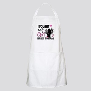 Licensed Fought Like a Girl 26S Apron